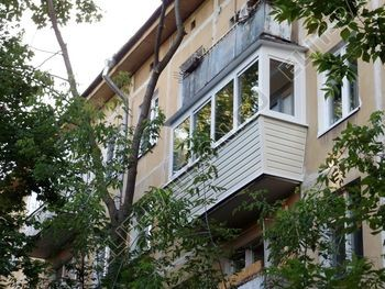 balkon 67 387x291 - Фото остекления одного балкона № 1