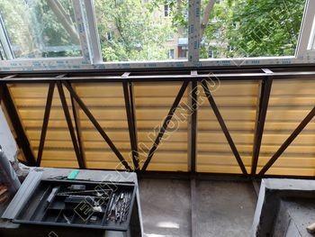 balkon 70 387x291 - Фото остекления одного балкона № 1