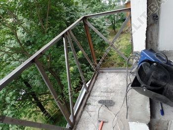 balkon 86 387x291 - Фото остекления одного балкона № 1