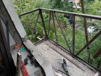 balkon 87 387x291 - Фото остекления одного балкона № 1