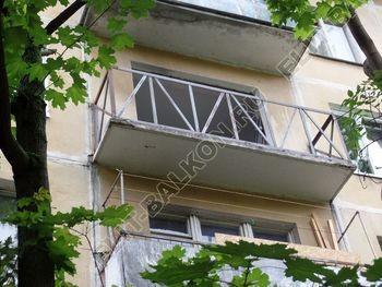 balkon 88 387x291 - Фото остекления одного балкона № 1