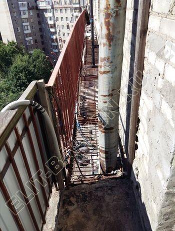 balkon 91 387x291 - Фото остекления одного балкона № 2
