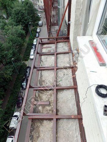 balkon 93 387x291 - Фото остекления одного балкона № 2