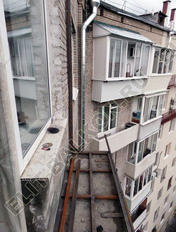 balkon 94 387x291 - Фото остекления одного балкона № 2