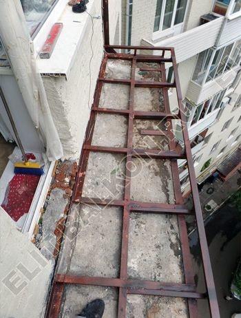 balkon 95 387x291 - Фото остекления одного балкона № 2
