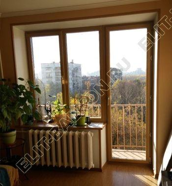 okna elinbalkon12 387x291 - Фото пластикового балконного блока в Москве