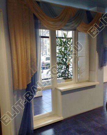 okna elinbalkon13 387x291 - Фото пластикового балконного блока в Москве