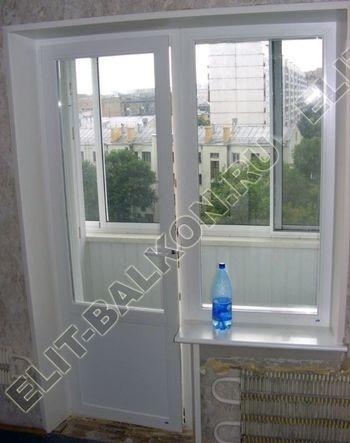 okna elinbalkon15 387x291 - Фото пластикового балконного блока в Москве