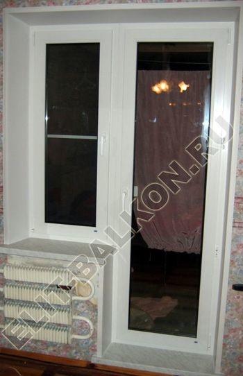 okna elinbalkon18 387x291 - Фото пластикового балконного блока в Москве
