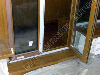 okna elinbalkon33 387x291 - Фото пластикового балконного блока в Москве