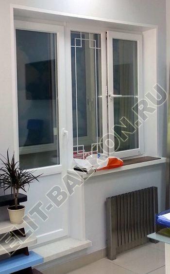 okna elinbalkon39 387x291 - Фото пластикового балконного блока в Москве