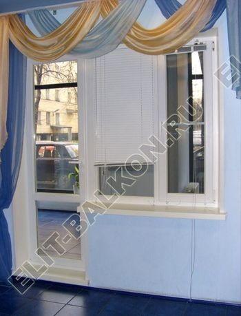 okna elinbalkon47 387x291 - Фото пластикового балконного блока в Москве