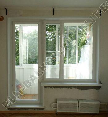 okna elinbalkon55 387x291 - Фото пластикового балконного блока в Москве
