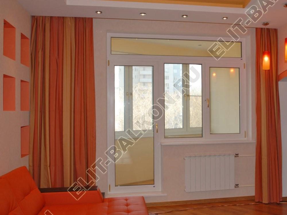 Балконные двери Kaleva