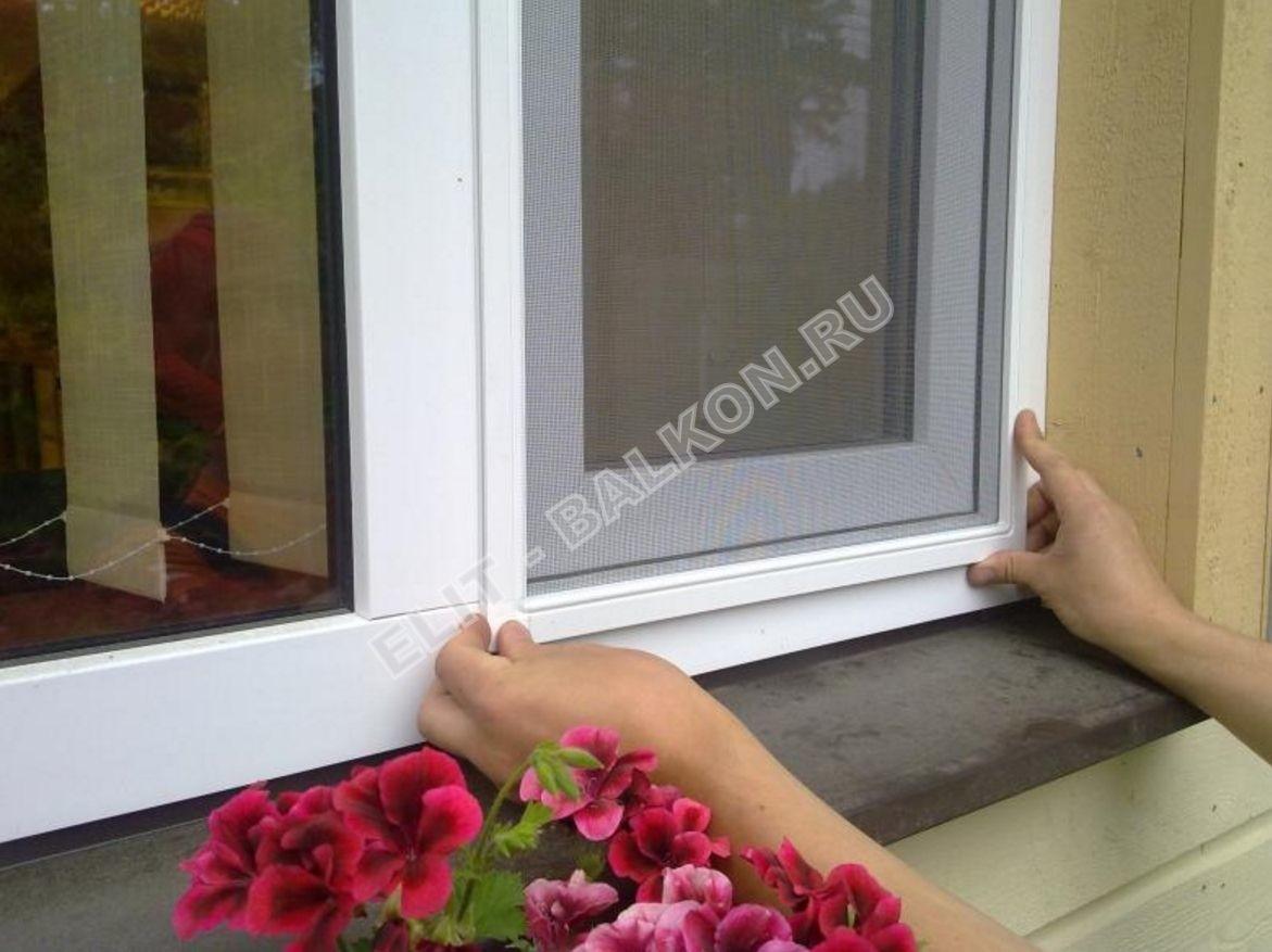 setki mozkitnye na okna pvh 1 - Москитная сетка на окно – важная деталь в каждом доме