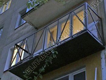 ukreplenie43 387x291 - Укрепление балконной плиты и парапета. Фото одного балкона.