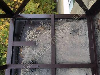 ukreplenie45 387x291 - Укрепление балконной плиты и парапета. Фото одного балкона.