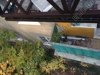 ukreplenie46 387x291 - Укрепление балконной плиты и парапета. Фото одного балкона.