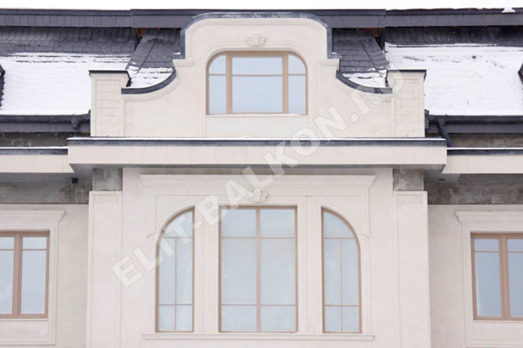 Калева арочные окна