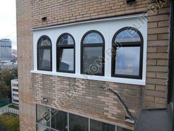 pvh 15 387x291 - Фото остекления одного балкона № 5