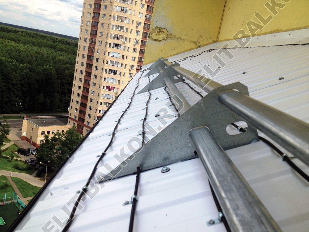 roof 14 - Обогрев крыши балкона