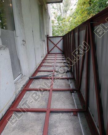 ukreplenie60 387x291 - Фото остекления одного балкона № 6