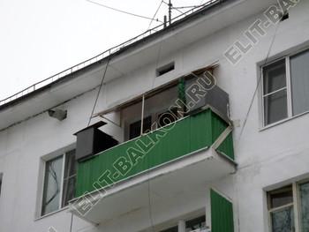 ukreplenie parapeta balkona10 387x291 - Укрепление балконного парапета под остекление ПВХ. ул. Черкизовская