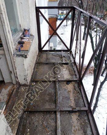 ukreplenie parapeta balkona5 387x291 - Укрепление балконного парапета под остекление ПВХ. ул. Черкизовская