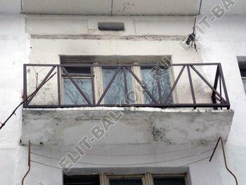 ukreplenie parapeta balkona7 387x291 - Укрепление балконного парапета под остекление ПВХ. ул. Черкизовская