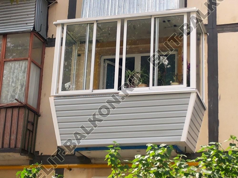 balkon 1 - Вынос балкона по полу
