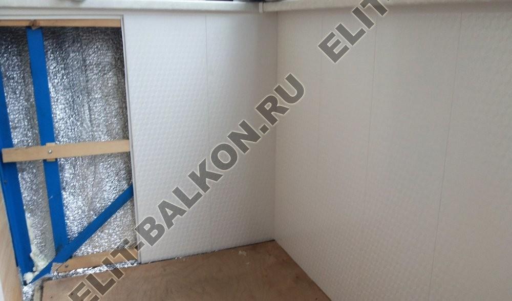 balkon 13 - Вынос балкона по полу