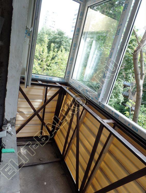 balkon 68 - Вынос балкона от пола
