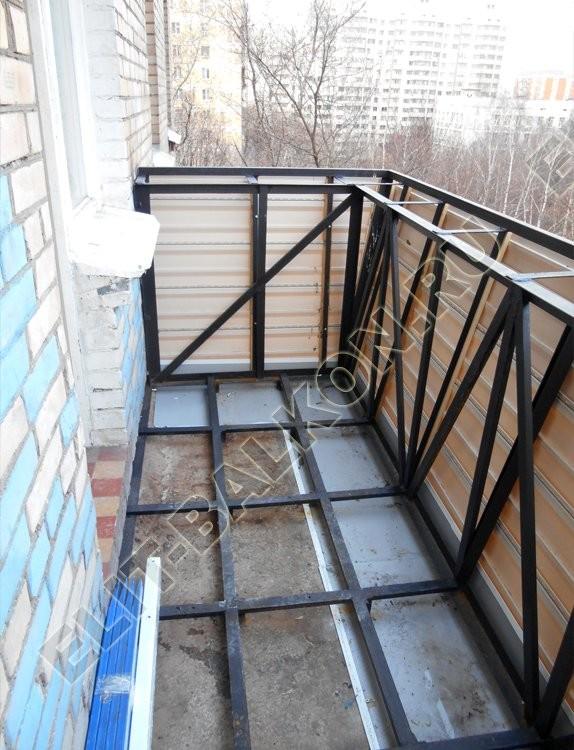 vin 18 - Вынос балкона по полу