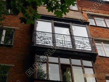 okna elinbalkon140 387x291 - Фото остекления одного балкона № 13