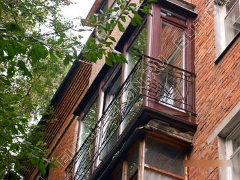 okna elinbalkon141 387x291 - Фото остекления одного балкона № 13