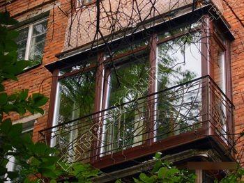 okna elinbalkon142 387x291 - Фото остекления одного балкона № 13