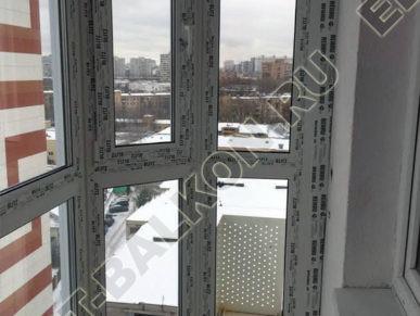 okna elinbalkon60 387x291 - Фасадное остекление. Коломенская 12