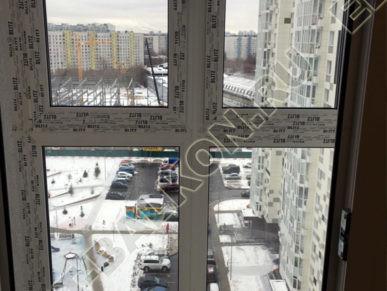okna elinbalkon61 387x291 - Фасадное остекление. Коломенская 12
