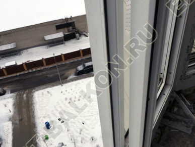 okna elinbalkon68 387x291 - Фасадное остекление. Коломенская 12