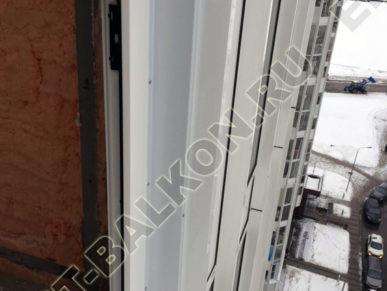 okna elinbalkon72 387x291 - Фасадное остекление. Коломенская 12