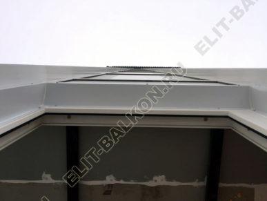 okna elinbalkon79 387x291 - Фасадное остекление. Коломенская 12