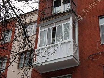 okna elinbalkon92 387x291 - Фото остекления одного балкона № 11