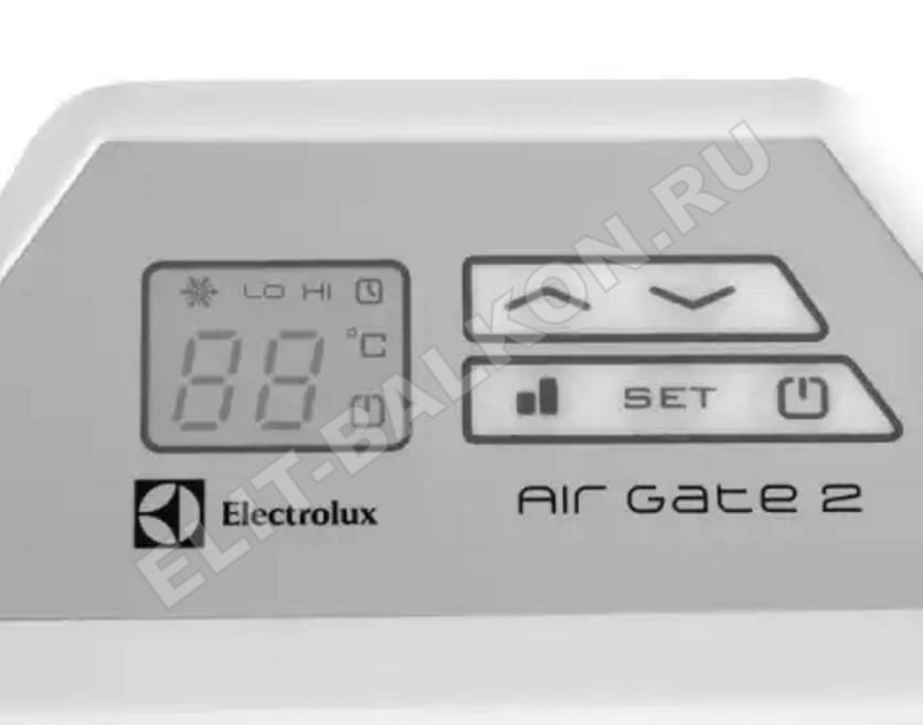 2 obogrevatel dlya balkona elektricheskiy elektrolux 1 - Electrolux - настенный обогреватель на балкон