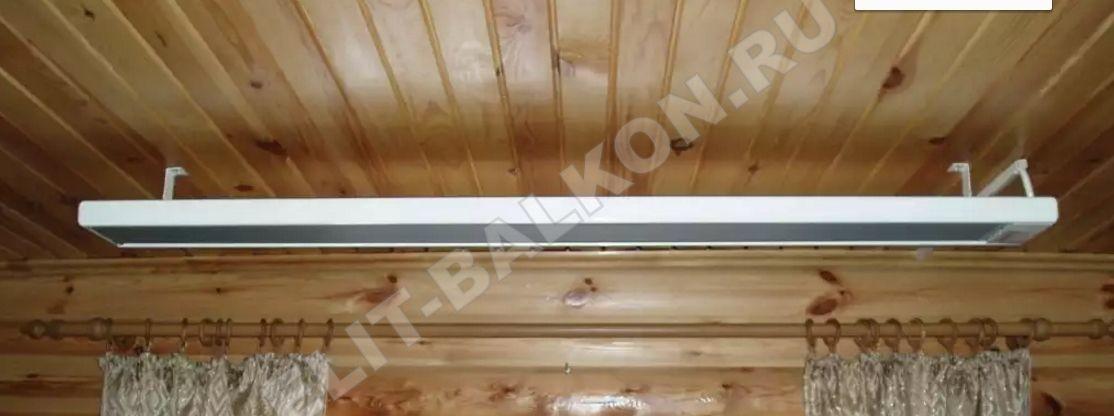 2 obogrevatel dlya balkona elektricheskiy infrakrasniy potolochniye 1 - Инфракрасный потолочный обогреватель на балкон