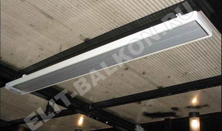 5 obogrevatel dlya balkona elektricheskiy infrakrasniy potolochniye 1 - Инфракрасный потолочный обогреватель на балкон