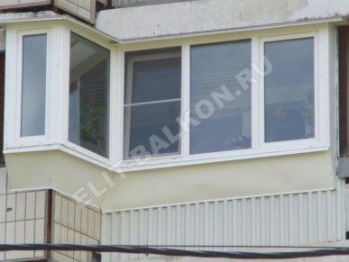 8 vneshnyaya otdelka balkona lodzhii profnastilom 387x291 - Обшивка балкона профнастилом