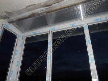 Krysha iz polikarbonata na balkone 1 387x291 - Крыша на балкон из поликарбоната