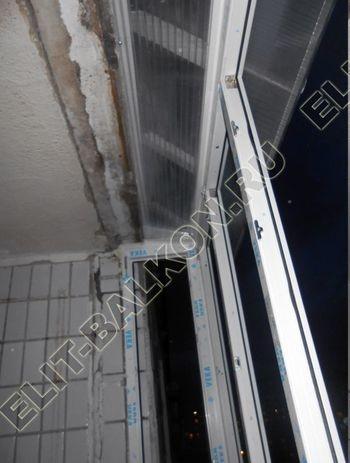 Krysha iz polikarbonata na balkone 5 387x291 - Крыша на балкон из поликарбоната