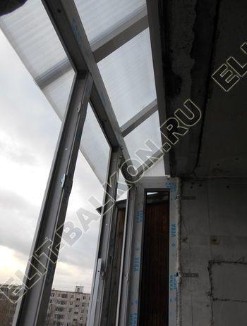 Krysha iz polikarbonata na balkone 9 387x291 - Крыша на балкон из поликарбоната