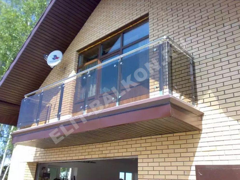 1 vneshnyaya obshivka polikarbonatom monolitnym 3 - Обшивка балкона поликарбонатом